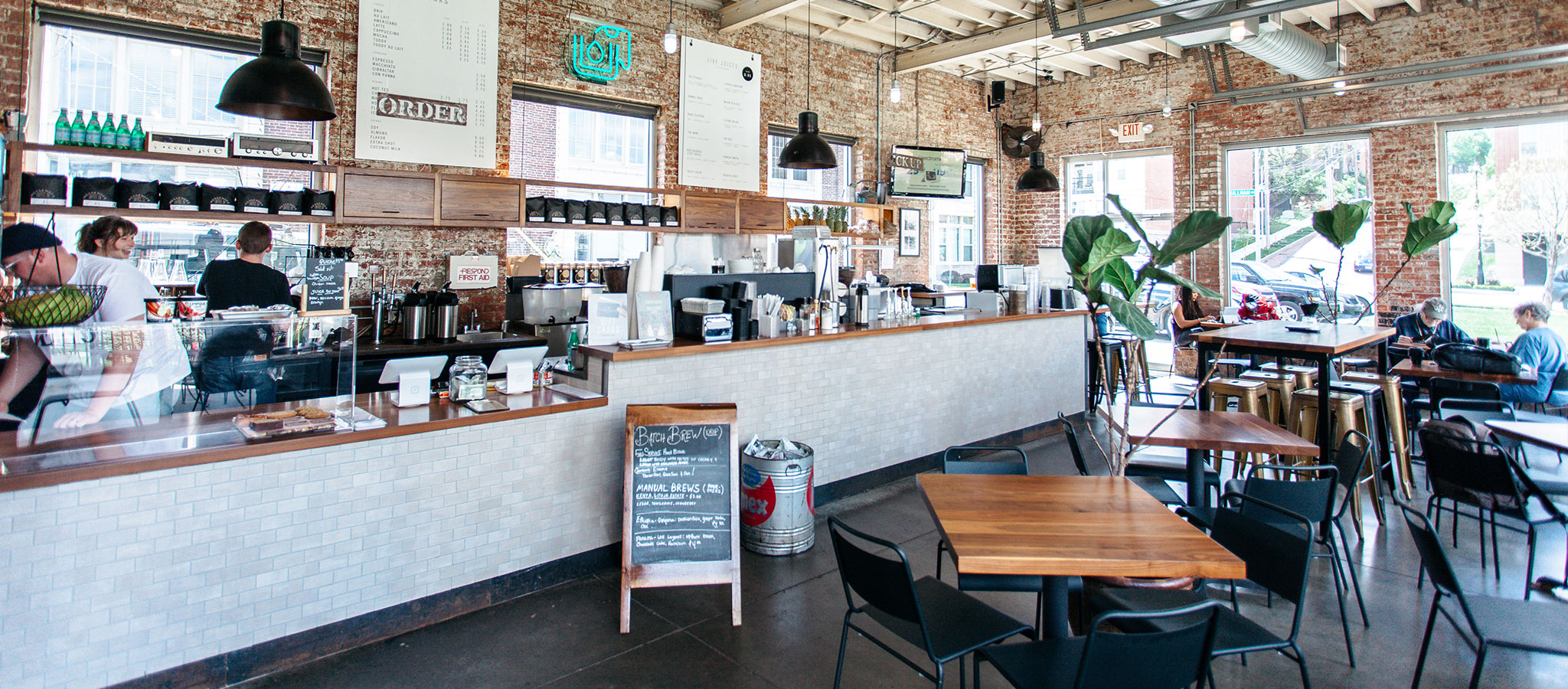 Midtown Cafes Filling Station Coffee